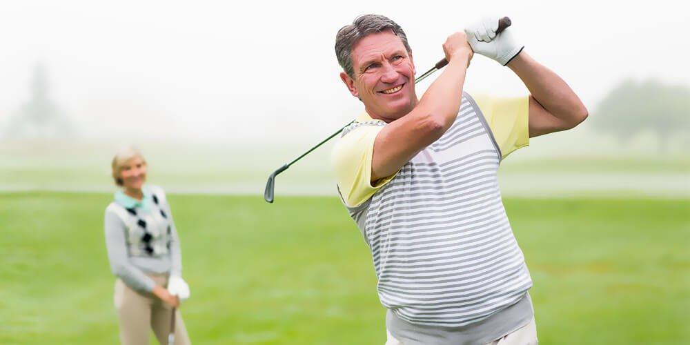 Golf und Gesundheit - die perfekte Kombination