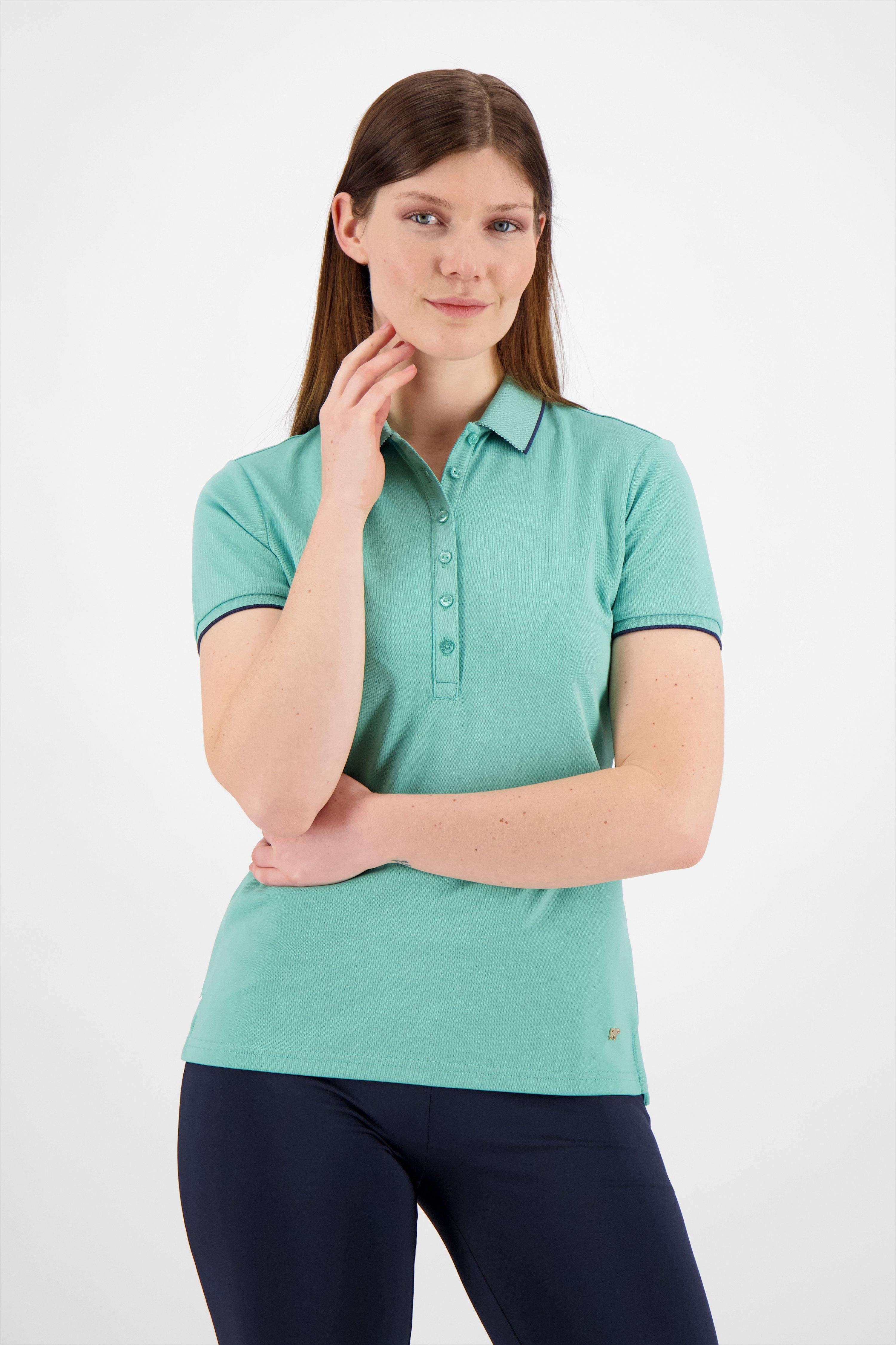 Solid Pique Shirt